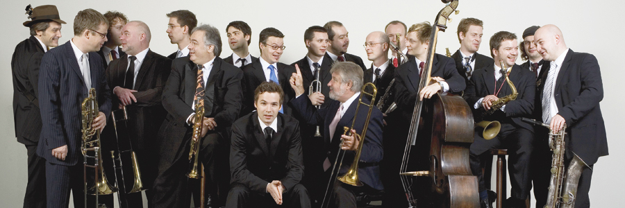 The Berlin Jazz Orchestra