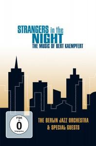 DVD Strangers In The Night - The Music  Of Bert Kaempfert