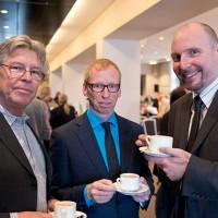 v.l.: Michael Salamon, Dirk Mahlstedt (EDEL:KULTUR), Marc Böttcher (MB-Film)