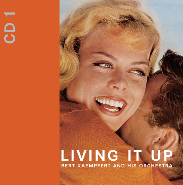 Wunderland Bei Nacht – 3-CD-Box: Disc 1 – Living It Up