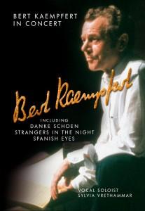 DVD Bert Kaempfert In Concert