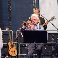 Sylvia Vrethammar, Ack van Rooyen (Trumpet), Bruno Müller (Guitar), Edgar Herzog (Saxophone)