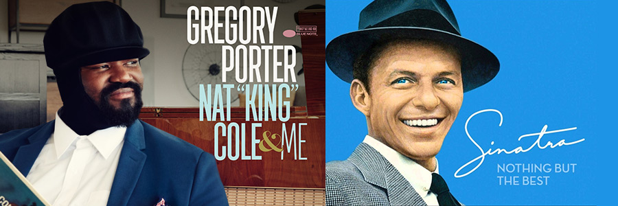 Gregory Porter Nat King Cole - Frank Sinatra - Nothing but the Best